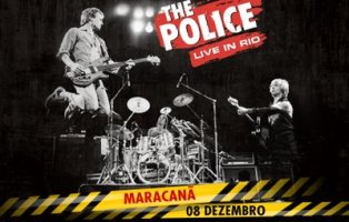 The Police - Live In Rio